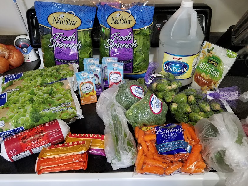Meal plan, grocery list, and coupon deals for 2-18-19. Want to know what a family of 3 eats for $75 a week? Check back every Monday!