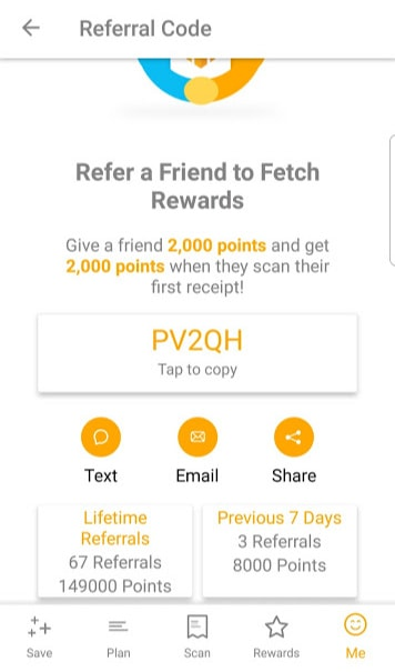 How to Use the Fetch Rewards App to Earn Gift Cards - No Getting Off