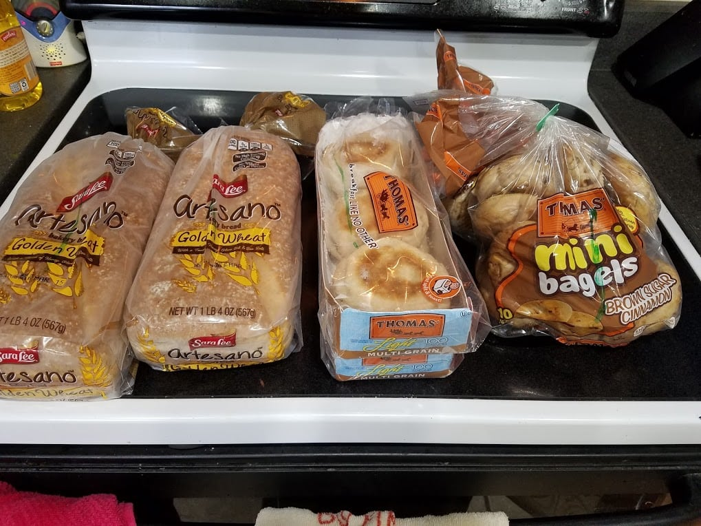 Meal plan, grocery list, and coupon deals for 3-18-19. Want to know what a family of 3 eats for $75 a week? Check back every Monday!