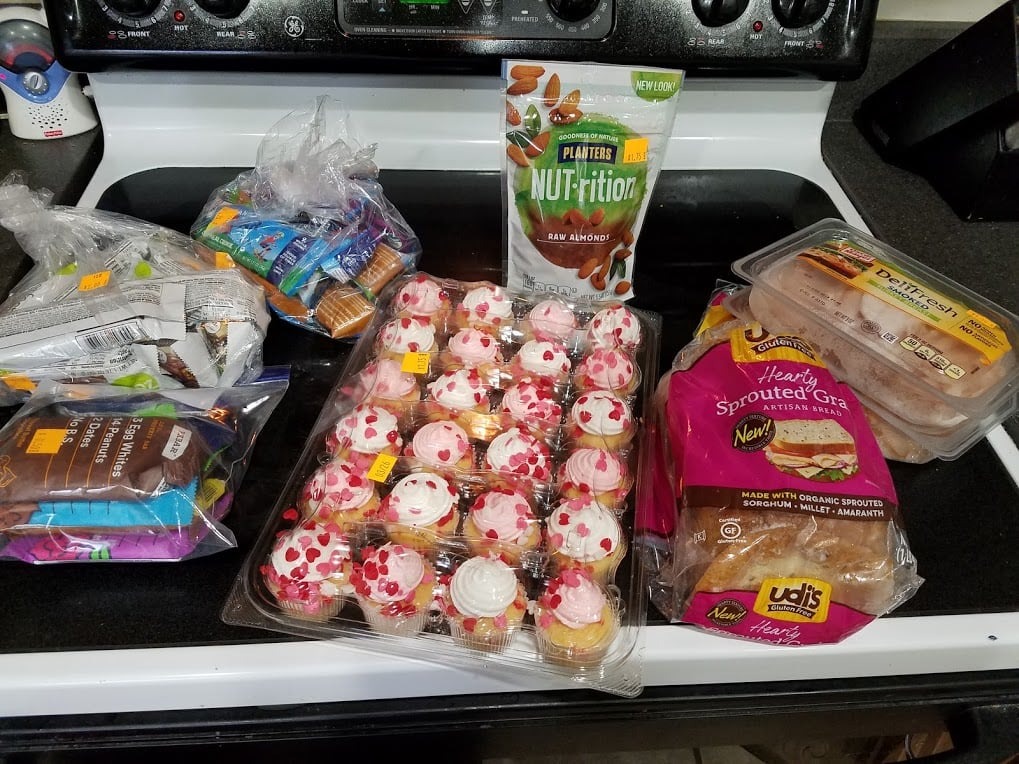 Meal plan, grocery list, and coupon deals for 3-25-19. Want to know what a family of 3 eats for $75 a week? Check back every Monday!