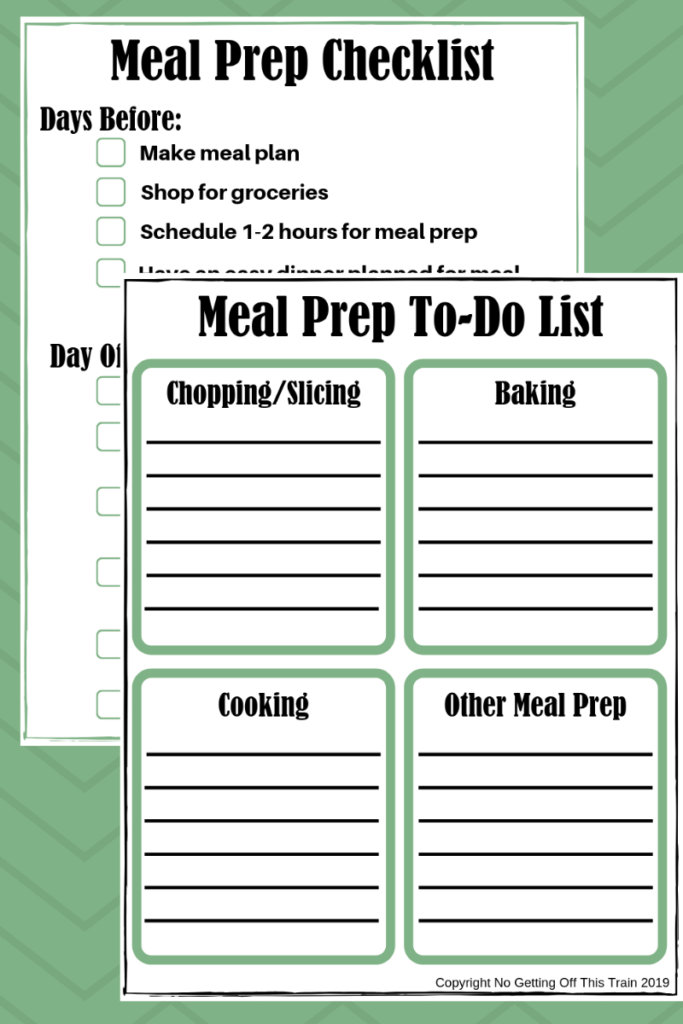 Want to save time and money this week with your meals? You NEED meal prep! Here is a complete beginner's guide to meal prep and how it can help!