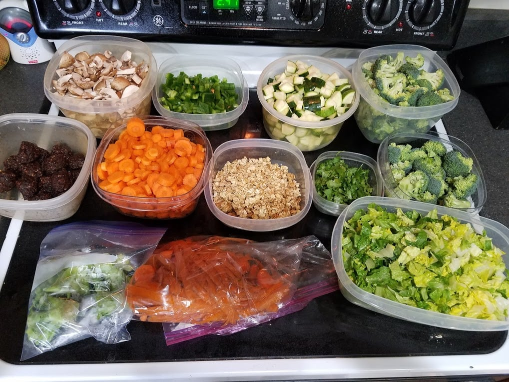 Need some fresh ideas for easy meal prep? Here's some inspiration to help your busy family get dinner on the table in no time!