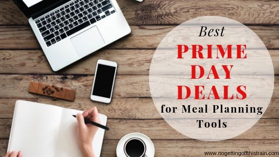 Want to save money on meal planning tools and kitchen gadgets? Here are the best Prime Day deals to watch out for during Amazon Prime Day!