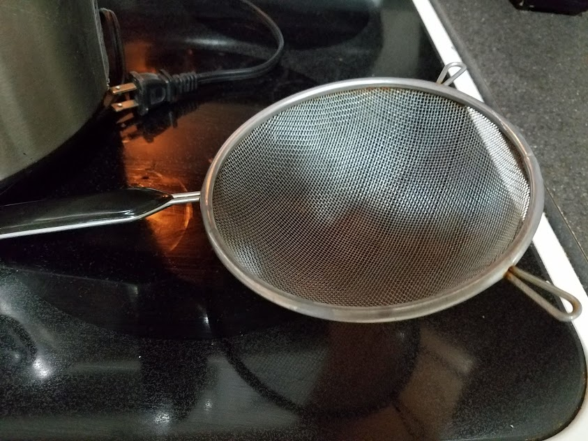 Image of a strainer