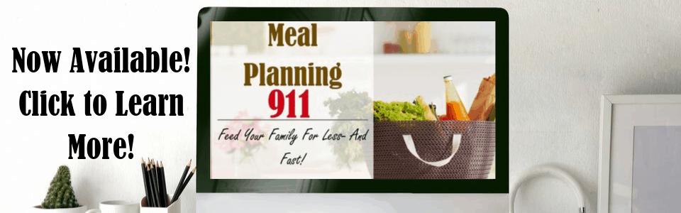 Meal Planning 911 slider