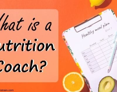 What is a Nutrition Coach? + What's Changing Around Here