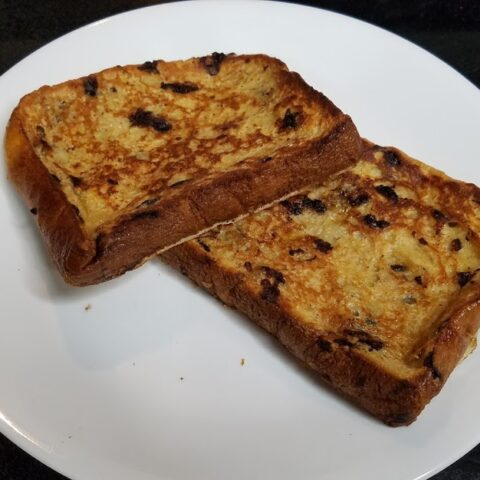Brioche Loaf French Toast