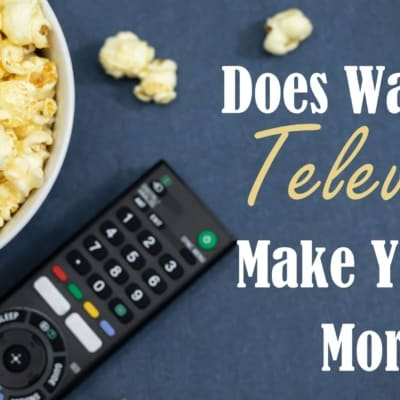 Does Watching TV Make You Eat More?